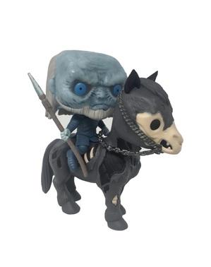 Funko POP! Rides: White Walker riding Horse - Game of Thrones