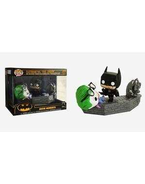Funko POP! Batman dan Joker 1989 - Komik DC Batman ke-80