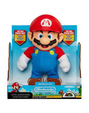 Mario Bros Stuffed Toy - Nintendo