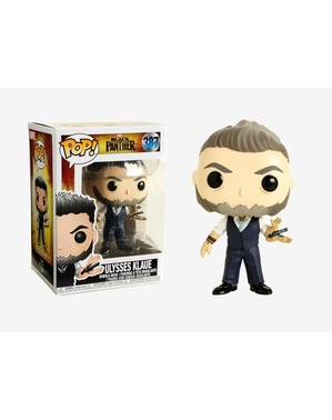 Funko POP! Ulysses Klaue - Black Panther