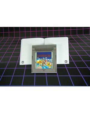 Bloco de Cartucho de Gameboy