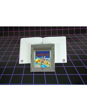 Libreta de Cartucho de Gameboy