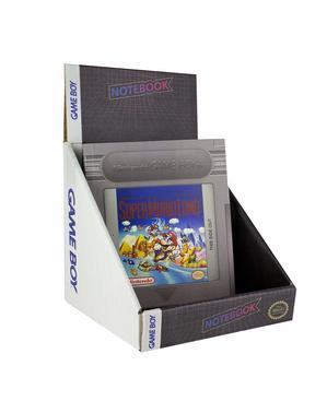 Zeszyt kaseta Gameboy