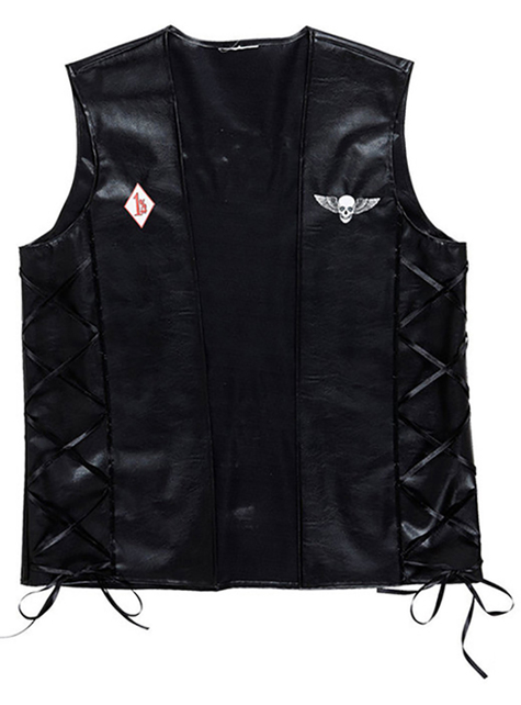 Man's Tough Biker Jacket