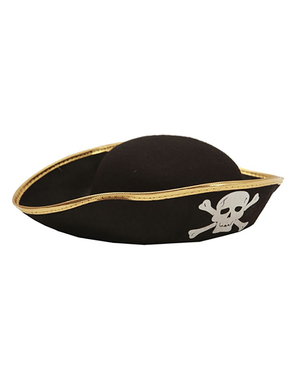 Adutls Pirate Hat