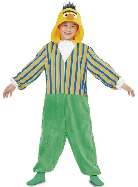 Strój onesie Bert Ulica Sezamkowa dla dzieci