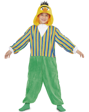 Sesame Street Bert Onesie Costume for Kids