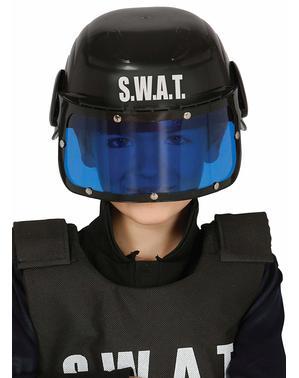 S.W.A.T. hjelm til gutter