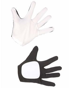 メンズFlametrooperスターウォーズフォースの覚醒手袋
