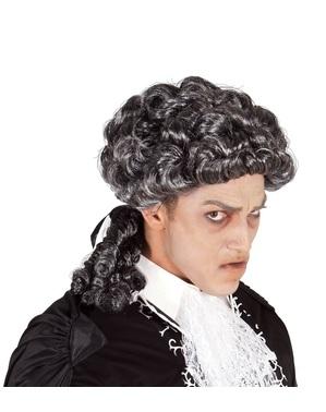 Vampire Marquis Wig