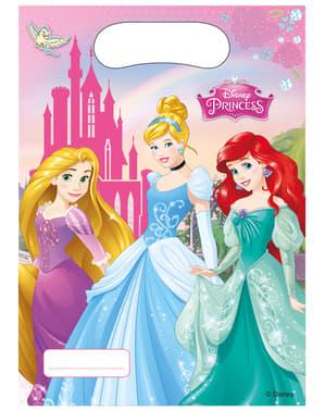 Набір з 6 мішків принцеси сумки