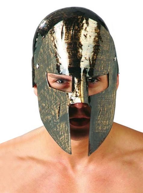 Spartalainen kypärä