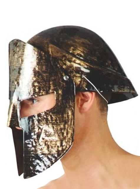 Casco de espartano