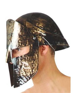 Spartansk Hjelm