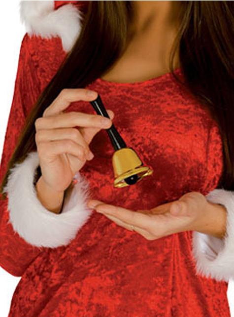 Campana de Papá Noel