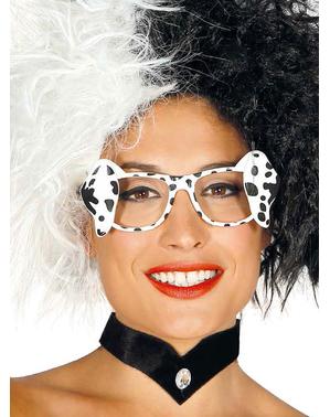Dalmatiner Brille für Erwachsene