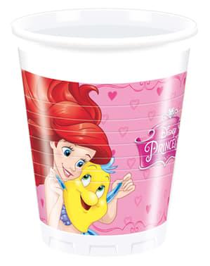 סט 8 כוסות הנסיכה Dreaming