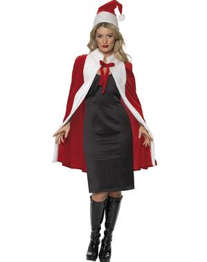 Luxusní plášť Paní Klausová