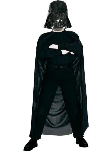 Darth Vader μάσκα και ακίδα kit για ένα αγόρι