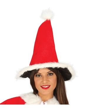 Cappello da Babbo Natale lungo