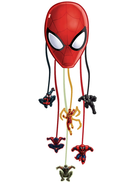 Piñata Ultimate Spiderman Web Warriors