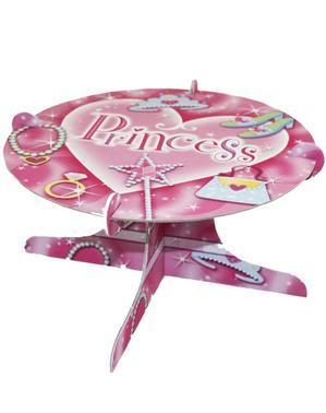 Stojak na tort z motywem księżniczki