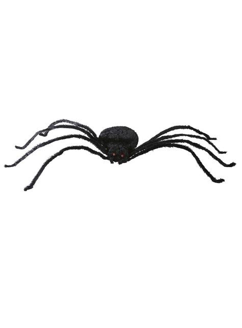 Pająk czarna wdowa formowalny 110 cm