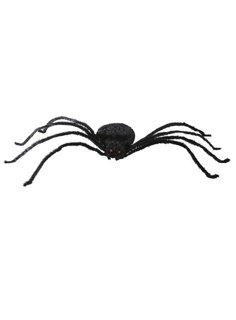 Spinne Schwarze Witwe formbar 110 cm