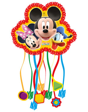 Pinhata Playful Mickey - Clubhouse