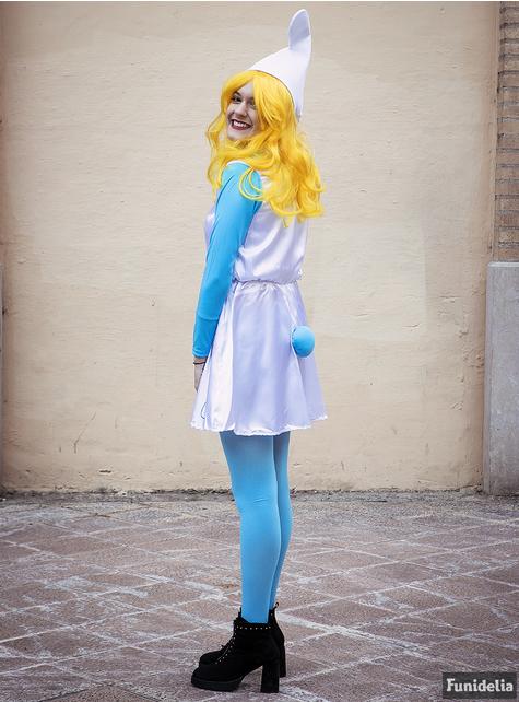 Smurfin kostuum