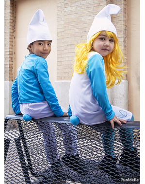 Kids Smurf Costume