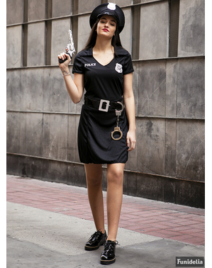 Moterų Policijos kostiumas