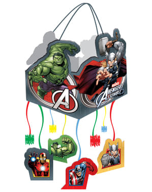 The Avengers Power Piñata