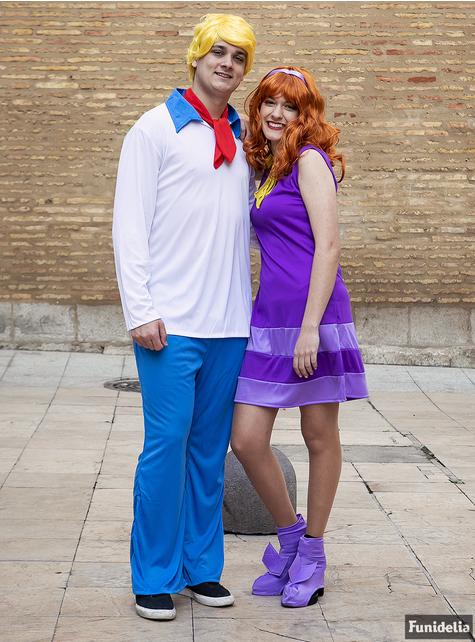 Scooby Doo Fred Kostüm