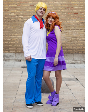 Fred kostume - Scooby Doo