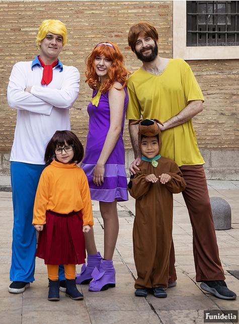 Fred kostuum - Scooby Doo