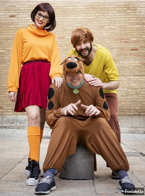 Strój Scooby Doo dla dorosłych