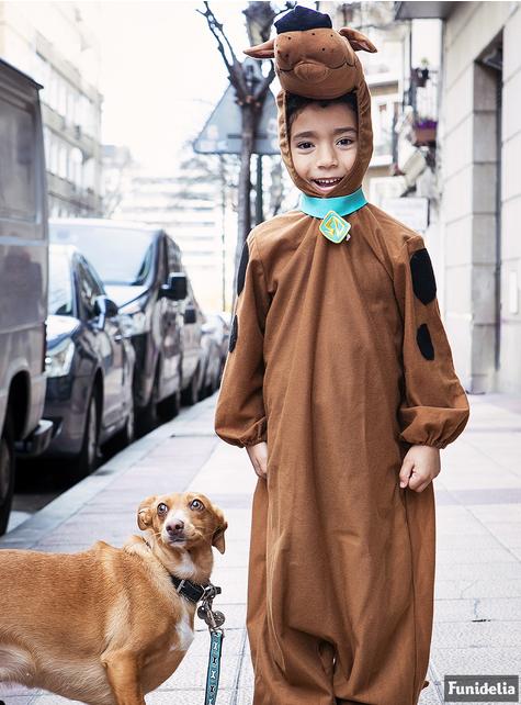 Kostim Scooby Doo, dječji