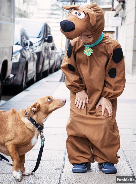Disfraz de Scooby Doo infantil