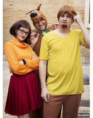 Shaggy Maskeraddräkt - Scooby Doo