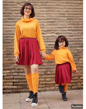 Fato de Vilma - Scooby Doo