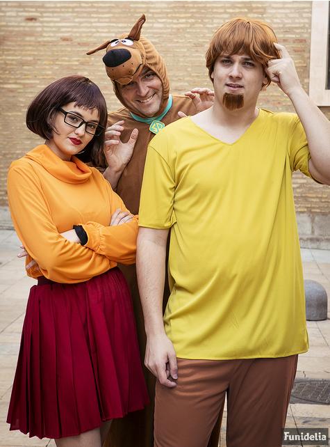 Disfraz de Vilma - Scooby Doo