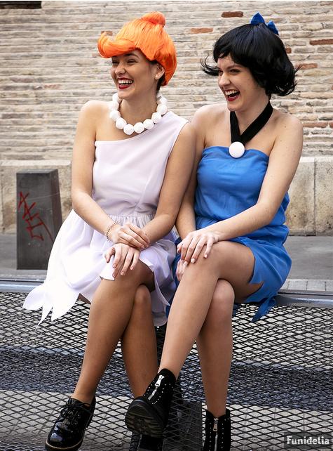 Betty Rubble kostuum - The Flintstones