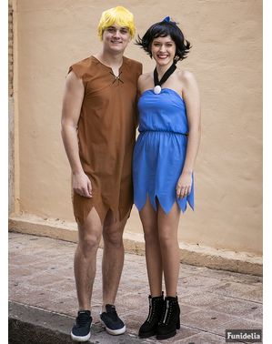Betty Rubble costume - The Flintstones