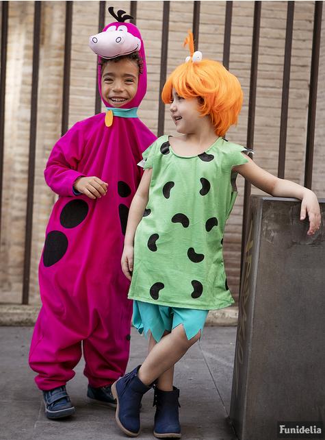 Παιδική στολή Ντίνο - Οι Φλίντστοουνς