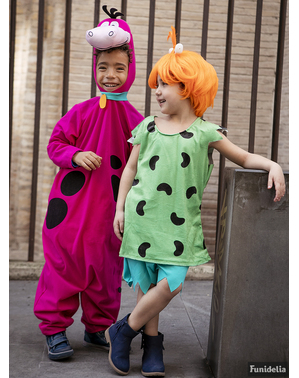 Dino costume for kids - The Flintstones