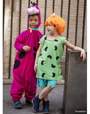 Fato de Dino Infantil - Os Flintstones