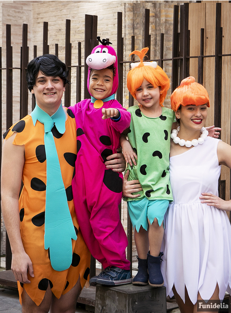 Dino costume for kids - The Flintstones