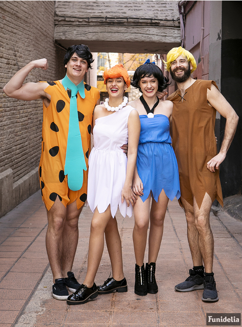 Barney Geröllheimer Kostüm - Familie Feuerstein