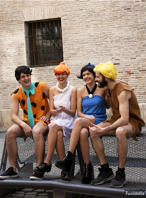 Wilma Flintstone costume - The Flintstones